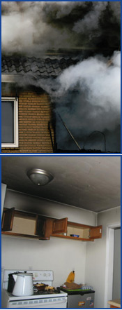 Smoke Damage Repair & Restoration Tampa