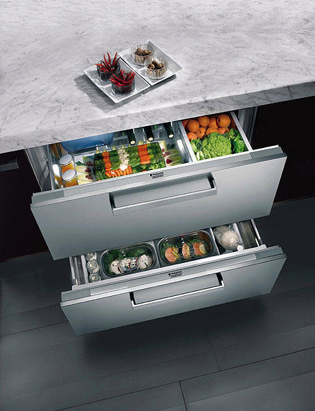 cold kitchen drawers