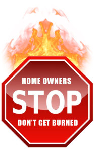 don't get financially burned
